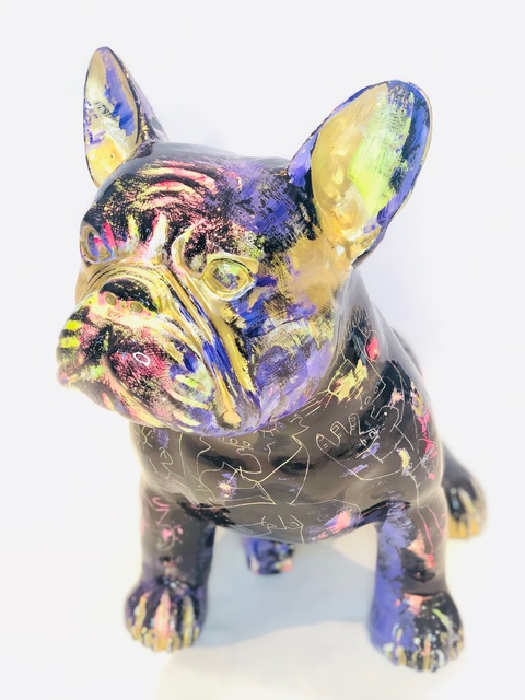 Julien Marinetti, 'Doggy Jhon', 2018, Elysium Fine Art