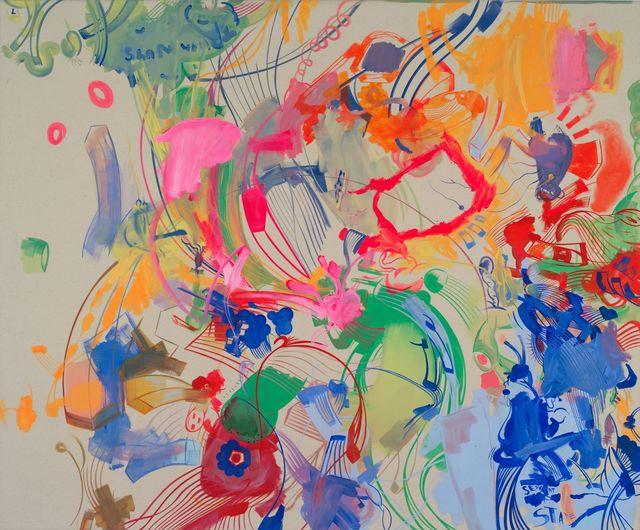 , 'Pentagon Blossom,' 2013, 303 Gallery