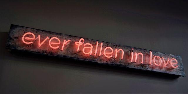Mark Sloper, 'Ever Fallen in Love', Flat Space Art