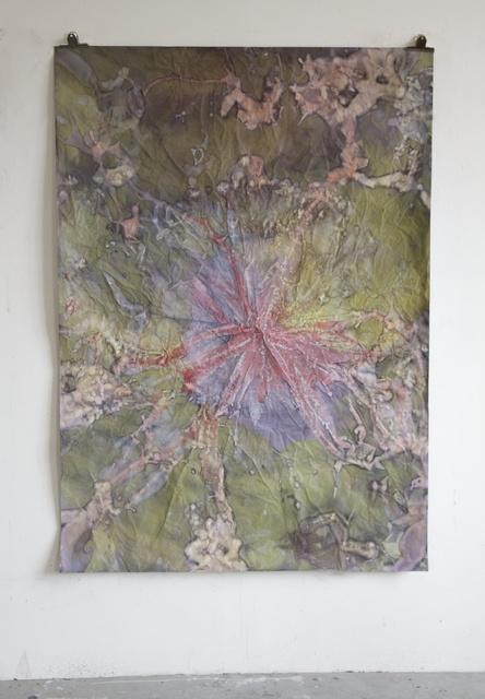 , 'pleione,' 2014, Bernhard Knaus Fine Art