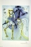 Salvador Dalí, 'Le Picador', 1983, Print, Lithograph on vélin d'Arches paper, Samhart Gallery