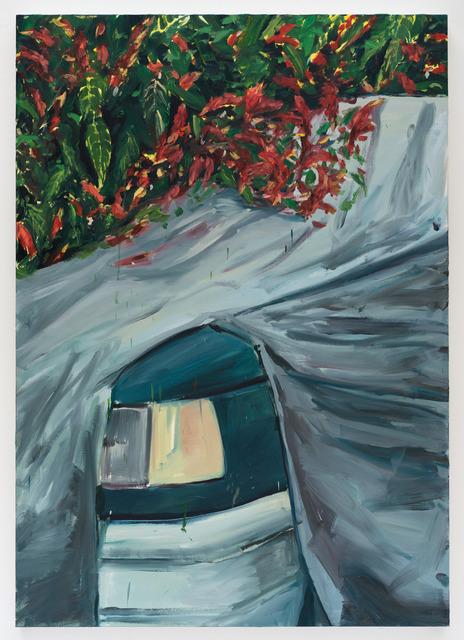 , 'Coberta [Blanklet],' 2012, Casa Triângulo