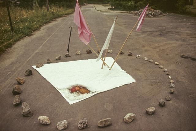 , 'Circle (Krąg),' 1976, Dawid Radziszewski