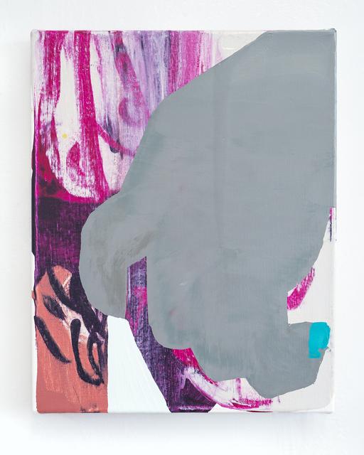 , 'Untitled (gray hand)  ,' 2018, Capsule Shanghai
