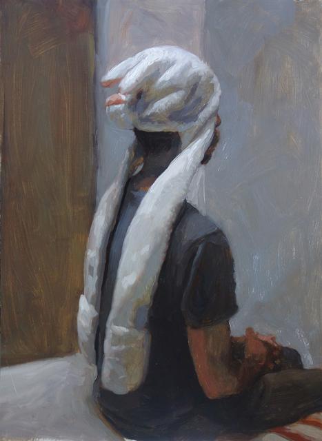 , 'Rabbit or Man,' 2018, Galeria Contrast