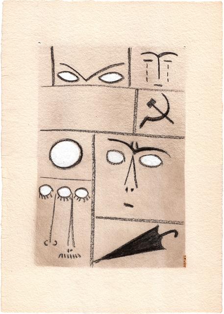 , 'Sin título,' 1977, Herlitzka + Faria