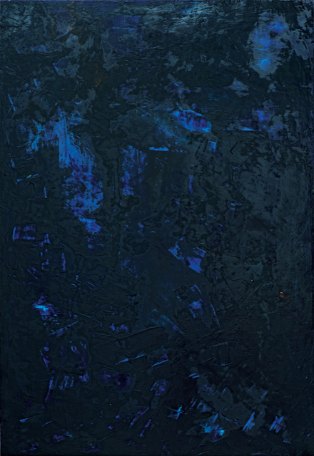 , 'Blue,' 2015, Kourd Gallery