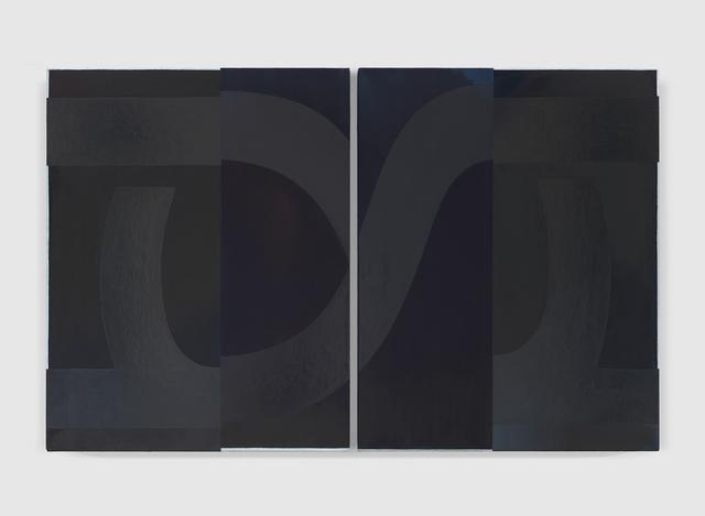 , 'Triptych,' 2018, Nathalie Karg Gallery