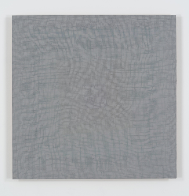 , 'Glory Hole (grey on grey) roygbiv,' 2011, Bortolami