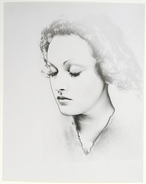 , 'Manina's Portrait, Paris, 1936,' 1953, Galerie Sophie Scheidecker