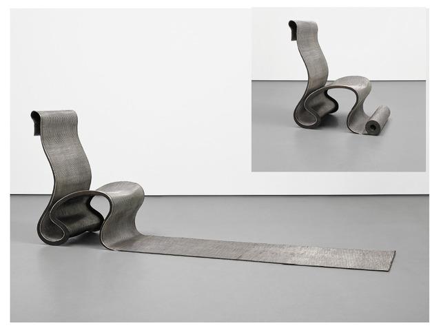 ", '""London Parpardelle"",' 1992, Geoffrey Diner Gallery"