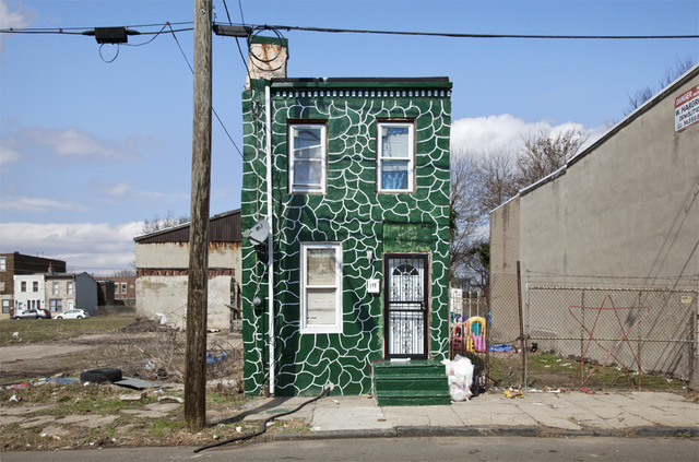, 'Camden, NJ,' 2011, C. Grimaldis Gallery