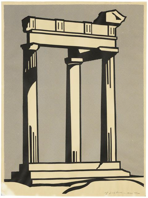 Roy Lichtenstein, 'Temple', 1964, Christie's