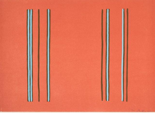Gene Davis, 'Lilac', 1980, Heritage Auctions