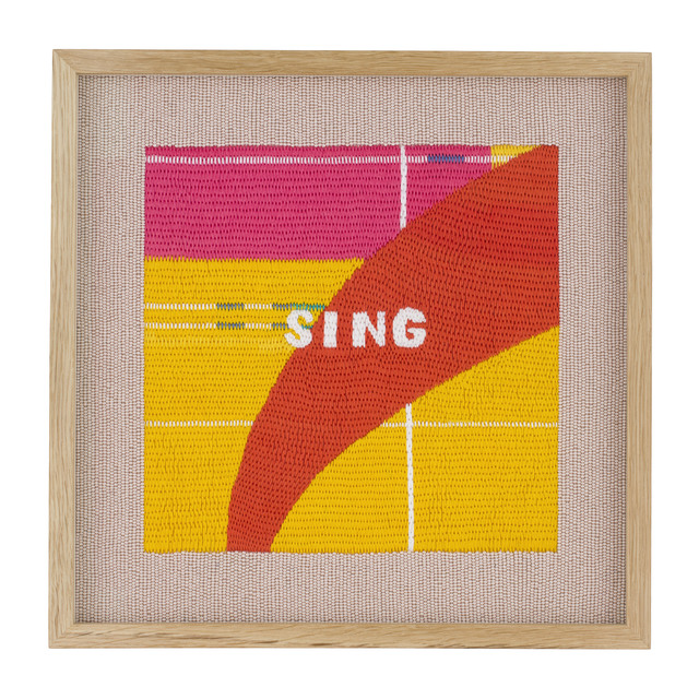 , 'Sing (The Cuckoo Song),' 2018, Rebecca Hossack Art Gallery