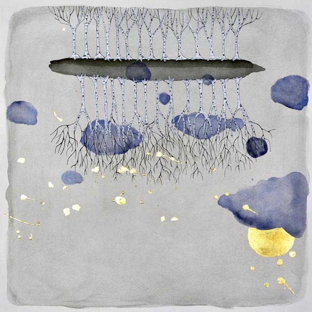 ", 'The Moon, ""lucid"",' 2014, Hosfelt Gallery"
