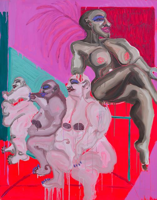 Mia Wilkinson, 'PALM-O', 2016, PUBLIC Gallery