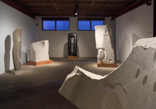Isamu Noguchi, 'Gallery view: The Noguchi Museum,' , Noguchi Museum