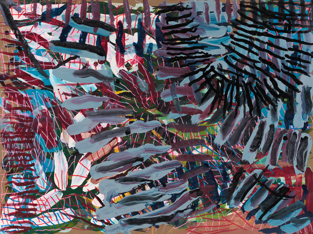 , 'Untitled,' 2017, Creativity Explored
