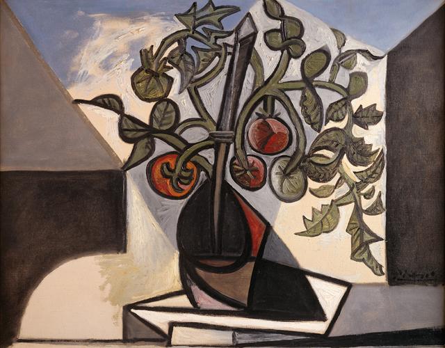 Pablo Picasso, 'PLANTE DE TOMATE', 1944, Leopold Museum