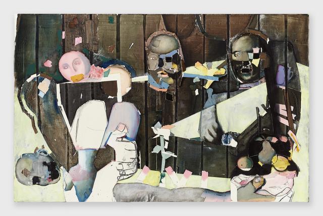 , 'Untitled (20),' 2016, Gerhardsen Gerner