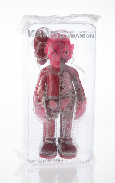 KAWS, 'Dissected Companion (Blush)', 2016, Other, Painted cast vinyl, Heritage Auctions