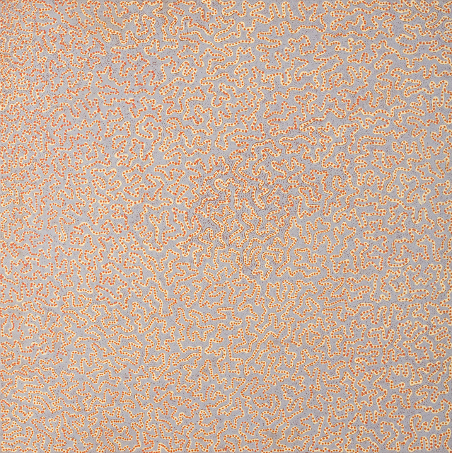 Joseph JURRA TJAPALTJARRI, 'Soakage Water Site - Ngatjapirritji', 2005, ReDot Fine Art Gallery