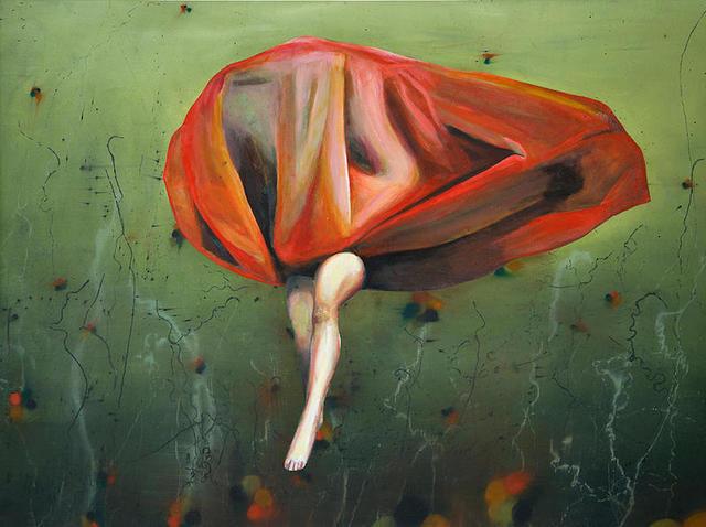 InJung Oh, 'Secret Garden', 2014, Gallery at Zhou B Art Center