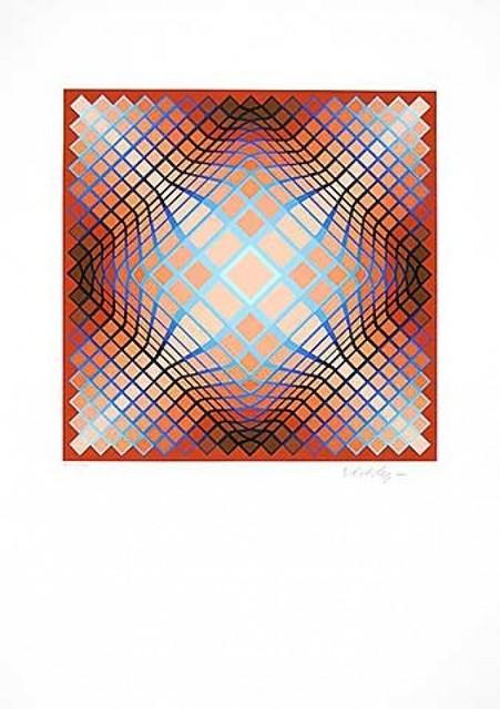 Victor Vasarely, 'Sans Titre 2', Unknown, Kunzt Gallery