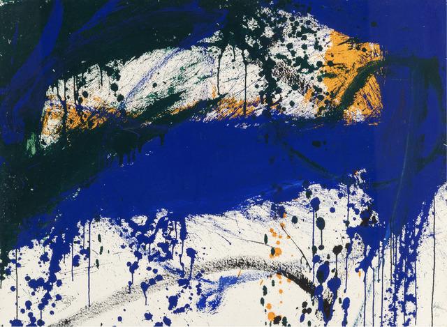 Norman Bluhm, 'Sweet Sue', 1964, Vallarino Fine Art