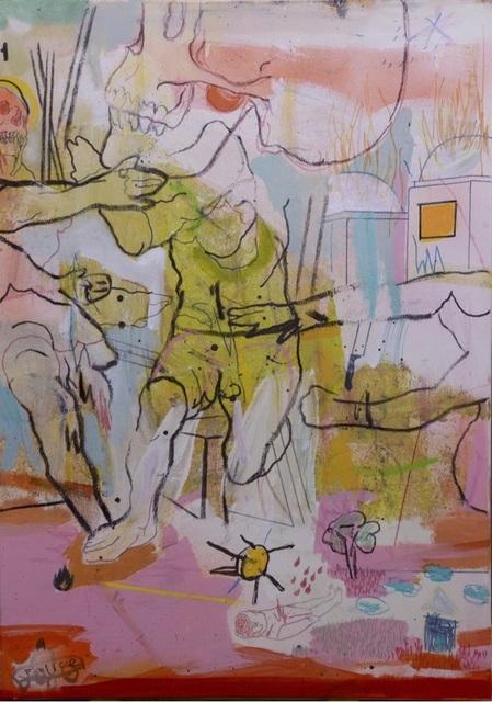 Thameur Mejri, 'Let Me Take Control 1', 2018, Gallery 1957