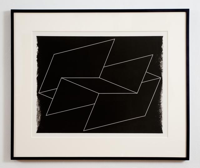 , 'Interlinear N 32 bl,' 1962, Brooke Alexander, Inc.