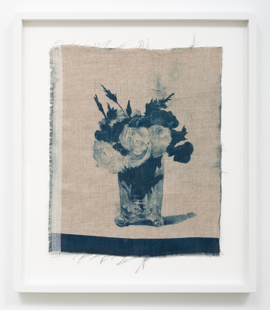 , 'New Years Gift 1883 (Flowers after Manet),' 2016, Lora Reynolds Gallery