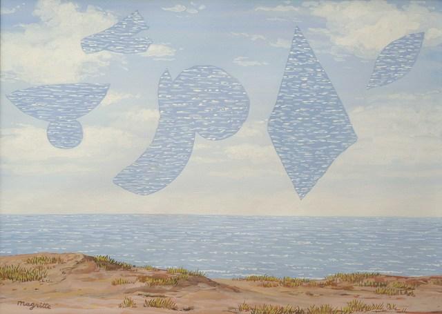 , 'Les derniers voiliers (The last sailing ships),' 1964, De Jonckheere