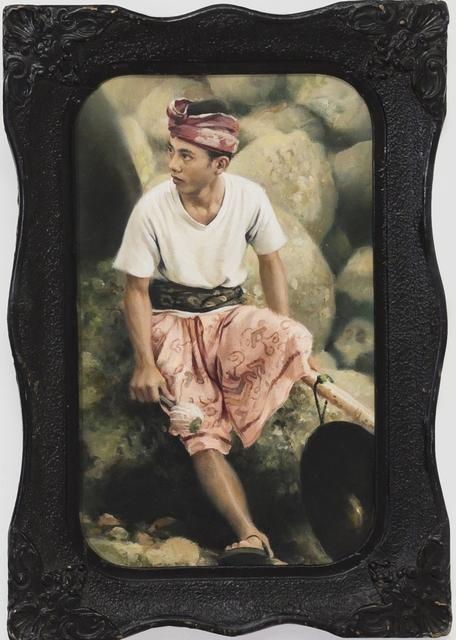 , 'Curio IV,' 2017, Barnard Gallery