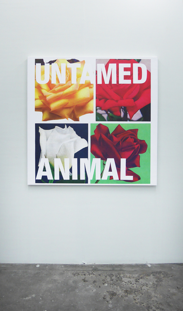 , 'Untamed Animal,' 2015, V1 Gallery
