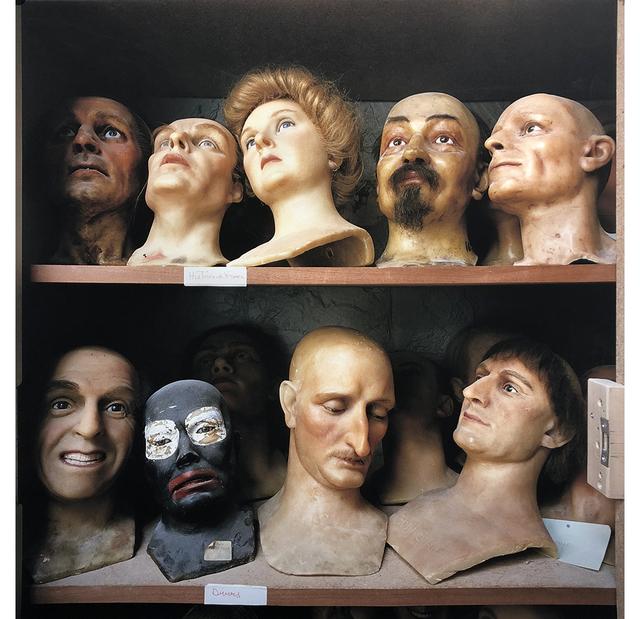 , 'Musee Grevin, Paris,' 1995, Clark Gallery