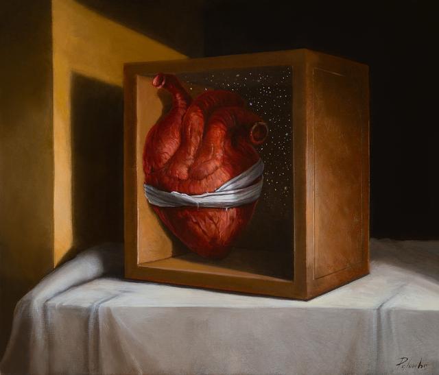 Ciro Palumbo, 'Cuore in scatola', 2016, Collezionando Gallery