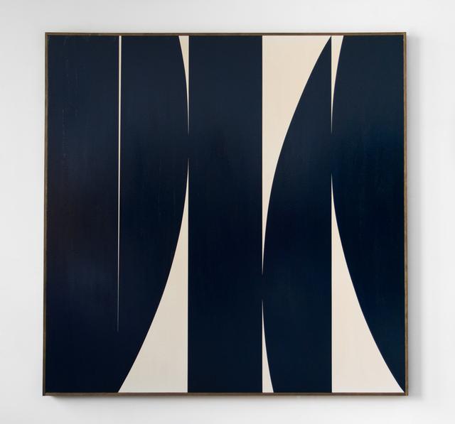 Johnny Abrahams, 'Untitled (Dark blue)', 2019, Vigo Gallery