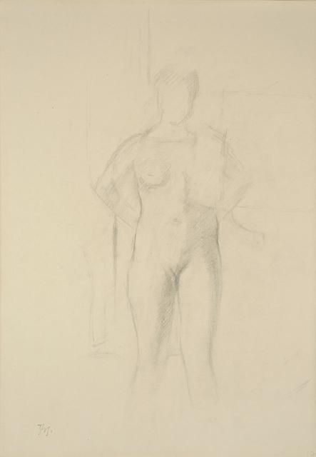 , 'Nu debout,' 1957, HDM Gallery
