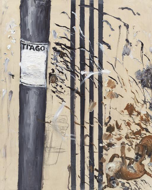 , 'Ocupar e resistir  2,' 2017, Zipper Galeria