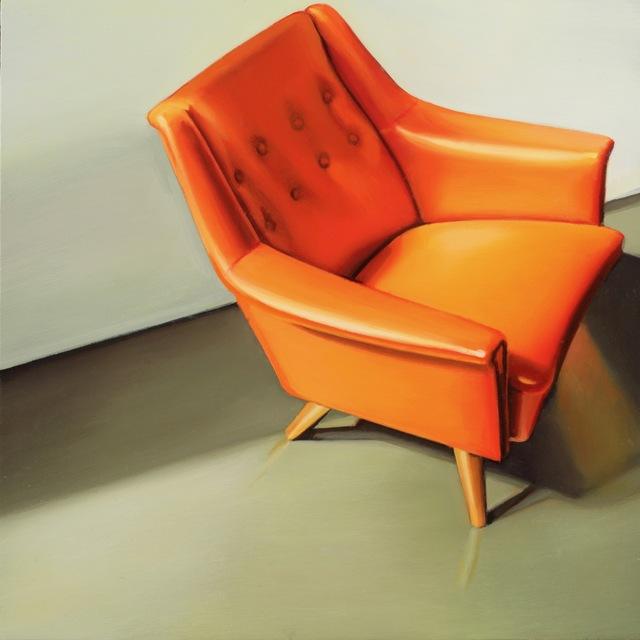 Ada Sadler, 'Berkeley Chair #3', 2018, Painting, Oil on panel, Dolby Chadwick Gallery