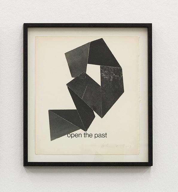 , 'Ohne Titel,' 2017, Krobath