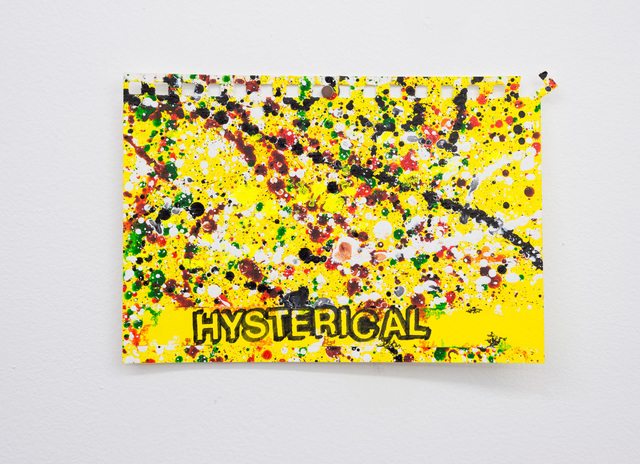 , 'Hysterical,' 2016, Wil Aballe Art Projects | WAAP