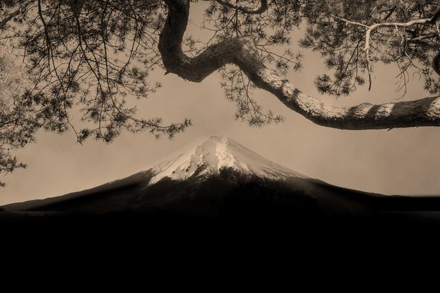 , 'Mount Fuji no. 12,' 2019, Bildhalle
