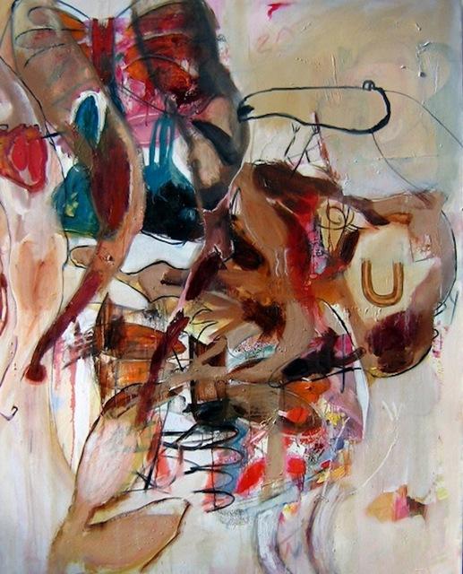 , 'Left Leg Down,' 2007, Susan Eley Fine Art