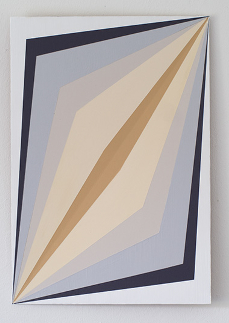 , 'One of the infinite possibilities of seeing a particular rectangle a little different,' 2012, Sebastian Fath Contemporary
