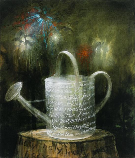 Kevin Sloan, 'La Fiesta de Agua Santa ', 2019, Painting, Acrylic on Canvas, K Contemporary