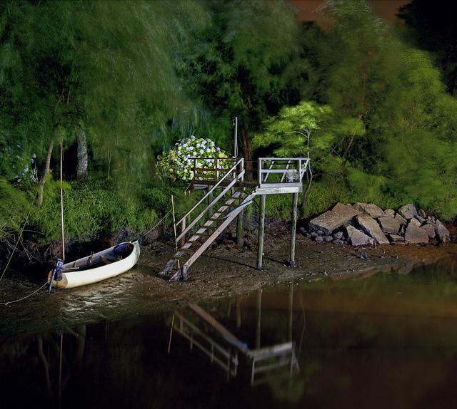 , 'Ladder to mud ,' 2018, OdA