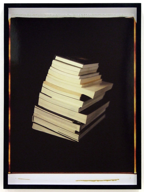 Buzz Spector, '17 Books About Marcel Broodtaers', 1999, Bruno David Gallery